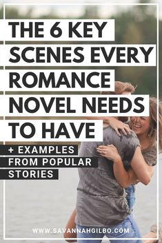 The 6 Scenes Every Romance Novel Must Have Are you writing a romance novel? Learn how to write a love story by including these six obligatory scenes of the romance genre in your story. Novel Tips, Writer Tips, Book Writing Tips, Writing Resources, Writing Help, Writing Prompts, Kids Writing, Romance Tips, Writing Romance