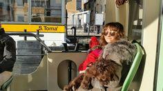 Tagesausflug nach Venedig Am Meer, Fur Coat, Jackets, Travel, Fashion, Nature Reserve, Day Trips, Venice, Down Jackets