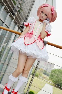 Find images and videos about anime, kawaii and cosplay on We Heart It - the app to get lost in what you love. Cosplay Kawaii, Lolita Cosplay, Cosplay Lindo, Cosplay Anime, Epic Cosplay, Cute Cosplay, Amazing Cosplay, Cosplay Outfits, Cosplay Girls