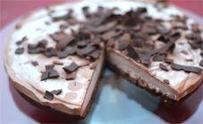 No Bake Chocolate Cheesecake Recipe - Fridge baking