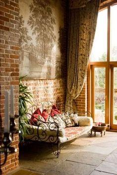 Love the loft feel!