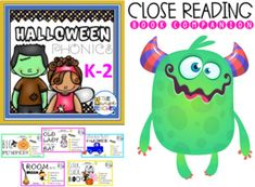 Halloween Short Stories read aloud classics. These cute activities can accompany the book and be taught many different ways. Whether you have emergent readers or fluent second graders, these activities will fit with all learners! Or get them individually!DIGITAL Room on the BroomDIGITAL Big Pumpkin... Halloween Short Stories, Teacher Boards, Learning Time, Emergent Readers, Teacher Resources, Teaching Ideas, Blog Love, Word Study, Teacher Favorite Things