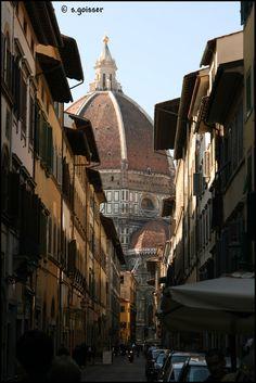 La #cúpula de #Brunelleschi. Todo sobre #Florencia en www.quieroitalia.com/florencia.asp