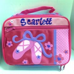 Ballet Lunch Case many designs