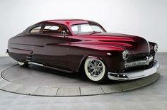 Known as 'The Million Dollar Mercury' this drop dead gorgeous 1950 Monterey 'lead sled' is one of the finest customs in the country. The build began with. Chevrolet Bel Air, Ford Motor Company, Classic Hot Rod, Classic Cars, Dodge Charger, Rolls Royce, Cadillac, Ford Modelo T, Ford Mustang