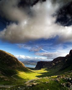 Bealach na Bà is a historic pass in the Scottish Highlands