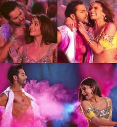 Badrinath Ki Dulhania title song: Alia Bhatt and Varun Dhawan's Holi number is vibrant, colourful and groovy #AliaBhatt #VarunDhawan #BadrinathKiDulhania