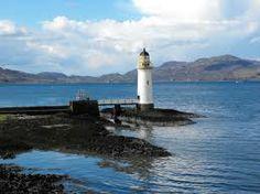 Rubha nan Gall, Sound of Mull, built 1857 (David and Thomas Stevenson), automated 1970.