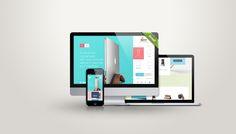 طراحی فروشگاه آنلاین لوازم جانبی لوکس، بیا این شاپ