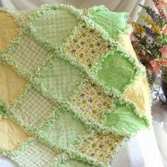 Rag quilt#quilt #sewing #craft