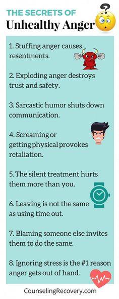 Get your personalized numerology - Unhealthy anger Coping Skills, Social Skills, Life Skills, Skills List, Mbti, Web Social, Social Work, Social Media, Coaching