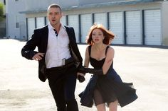 Time Out : justin-timberlake-amanda-seyfried-jpg Amanda Seyfried, Justin Timberlake, Movie Plot, Movie Tv, Walt Disney, Film Science Fiction, Colleen Atwood, Der Arm, Film Review