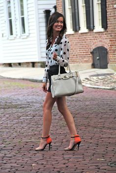 For All Things Lovely blog- such a great fashion blog
