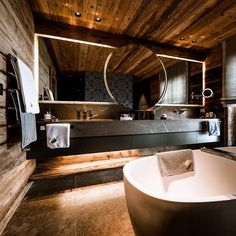 Bathroom Chalet N Oberlech