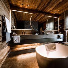 Bathroom Chalet N Oberlech