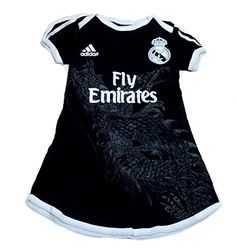 2eebd0dc9 Amazon.com   Real Madrid 3rd For Baby Girl 4-8 months   Baby