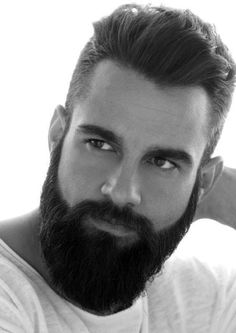 Haircuts That Go With Beards