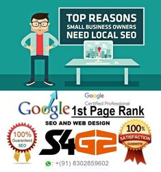 SEO Services, SEO Company, SEO Freelancer and SEO Expert  Delhi SEO optimization is needed for your website and business to rank on the top among the organic searches in Google and other search engines. However, mostly it is the Google which is chosen by people in the majority of searches. This is apparent from the stats that we get. 99% of the traffic is controlled by Google, and thus, we can say that the organic search master is no one but it.
