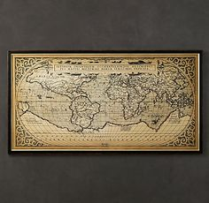 Maps | Restoration Hardware