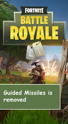 EPIC GAMES REMOVES GUIDED MISSILES FROM FORTNITE FOR A LIMITED TIME. #fortnite #guidedmissiles #epicgames #battleroyale #FortniteGame #games #game #gaming #news