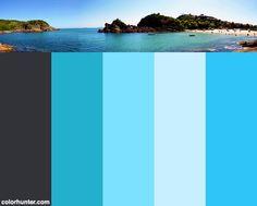 Ferradurinha Color Scheme