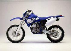 WR 400F, 1998