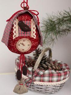 Рождественские и новогодние подарки своими руками. Фото-уроки бесплатно. | svoimi-rukami-club.ru