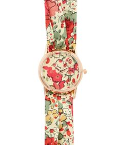 Liberty London Small Claire Aude Print Knot Watch   Watches by Liberty London   Liberty.co.uk