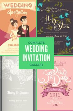 Gorgeous Wedding Invitation Options - Look Around Our Wedding Invitation Album And Also Find The Best Wedding Invitation Inspiration Instantly!