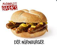 McDonald's - Alle Produkte