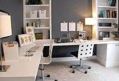 Mẫu thiết kế văn phòng làm việc tại nhà