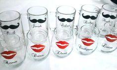 Bridal party gift idea... $11.00, via Etsy.