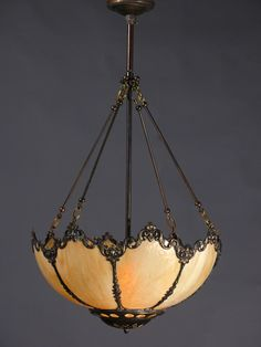 164 Best Antique Lighting Fixtures Inverted Domes Images In