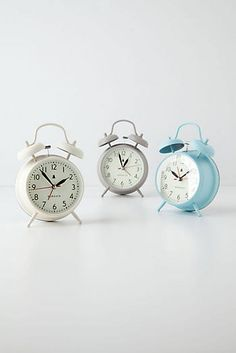 I like this clock better than the other one...Covent Alarm Clock- any color