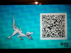 A friend of mine has a SHINY SALAZZLE!!! I have the QR Code now, along with the urge to share it with you awesome people!