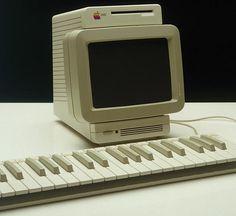 "<p>Apple Snow White 2, ""Workbench & Music Mac,"" 1982</p>"