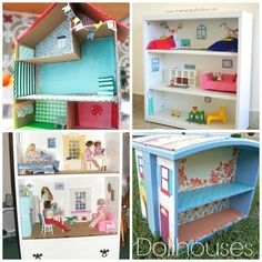 Awesome homemade toys to make for kids! Easy, fun and inexpensive toys that you can make and give for Christmas, birthdays or any old day! Best Gifts For Girls, Diy For Girls, Baby Girls, Activities For Kids, Crafts For Kids, Beautiful Barbie Dolls, Homemade Toys, Diy Dollhouse, Diy Toys