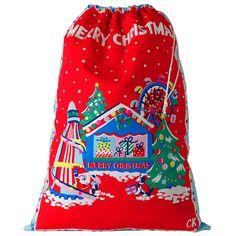 Christmas Sewing, Christmas Mood, Christmas Bags, Vintage Christmas, Christmas Stockings, Merry Christmas, Christmas Items, White Christmas, Cath Kidston Wallpaper