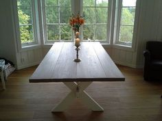 Unike møbler - Inspirasjon - Pema Snekkeri Decor, Furniture, Dining, Dining Table, Table, Home Decor, Rustic Dining