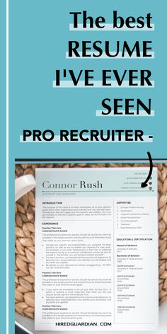 In 2020 you need to step up your resume gaming plan! We share modern resume templates ideas to make your resume much better. As a recruiter, No one wants an outdated resume design and we're here to show you how your resume should look like in Resume Writing Tips, Resume Skills, Job Resume, Resume Tips, Business Resume, College Resume, Resume Writing Services, Resume Ideas, Help With Resume