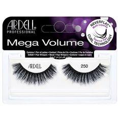 92bc8d08019 Ardell Mega Volume Lashes 250 Volume Lashes, False Eyelashes, Makeup  Brushes, Eye Makeup