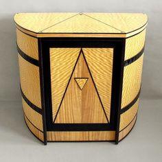 Art Deco  Joel Liebman Furniture  maker from Easthampton, MA