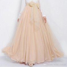 Make A Long Skirt 63