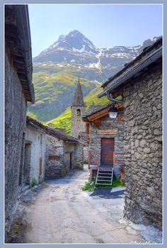 Photo taken in Vanoise National Park, Bonneval-sur-Arc, France