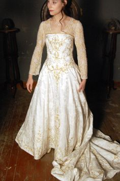 """""""Fake"""" Wedding Dress"""