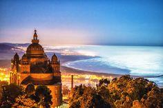 Pousada de Viana do Castelo/Portugal - Monte de Santa Luzia , amazing place, amazing view!