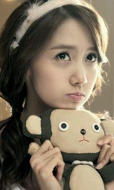 Yoona so cute!