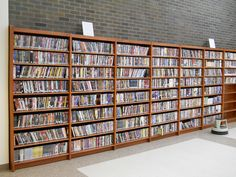 DVD Collection. Browse our DVDs! The DVD collection is on the first floor near the Reference Desk & computer area.