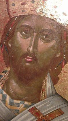 Savior, Jesus Christ, Face Icon, Orthodox Icons, Sacred Art, Roman Catholic, Illuminated Manuscript, Religious Art, Color Pallets