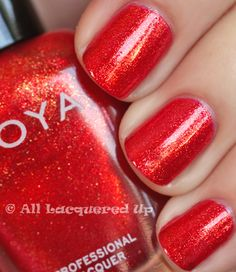 ALU's 365 of Untrieds - Zoya Kimmy from the Sunshine Collection for Summer 2011 | All Lacquered Up